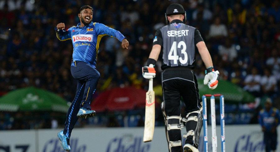 Sri Lanka vs New Zealand - T20