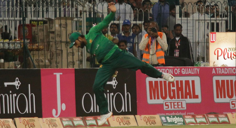 Sri Lanka whitewash Pakistan in T20I series