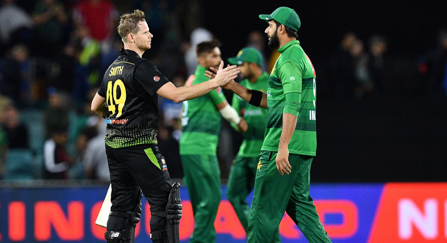 Memorable moments from Pakistan, Australia T20I series