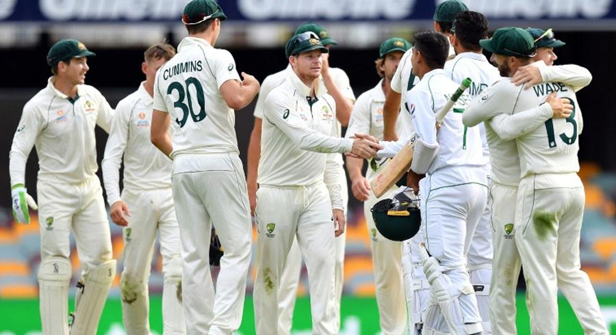 First Test: Australia vs Pakistan at Gabba, Brisbane
