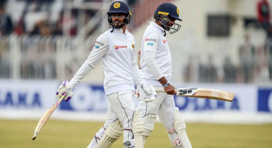 First Test: Pakistan vs Sri Lanka in Rawalpindi