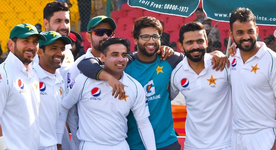 Second Test: Pakistan vs Sri Lanka in Karachi