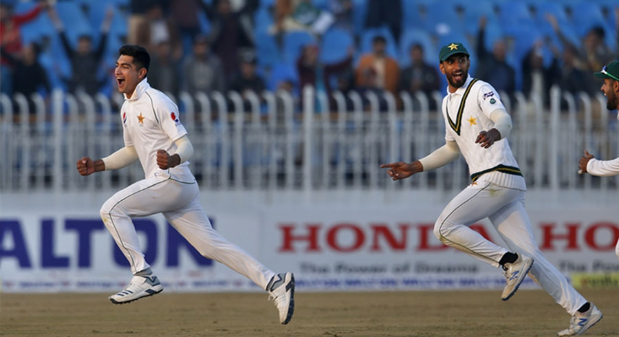 First Test: Pakistan vs Bangladesh in Rawalpindi