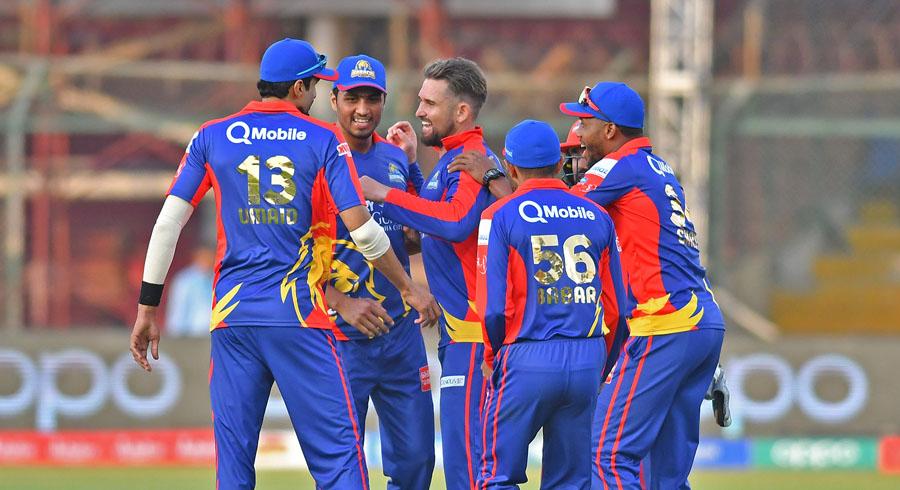 HBL PSL 5: Second match between Karachi Kings and Peshawar Zalmi