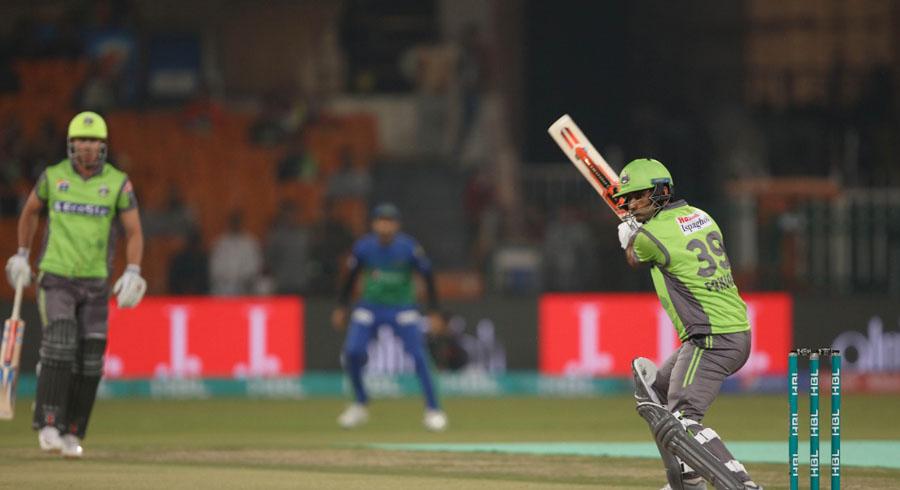 HBL PSL 5: Third match between Lahore Qalandars and Multan Sultans