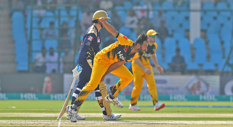 HBL PSL 5: Fourth match between Quetta Gladiators and Peshawar Zalmi