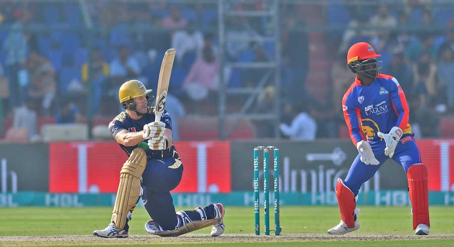 HBL PSL 5: Sixth match between Karachi Kings and Quetta Gladiators