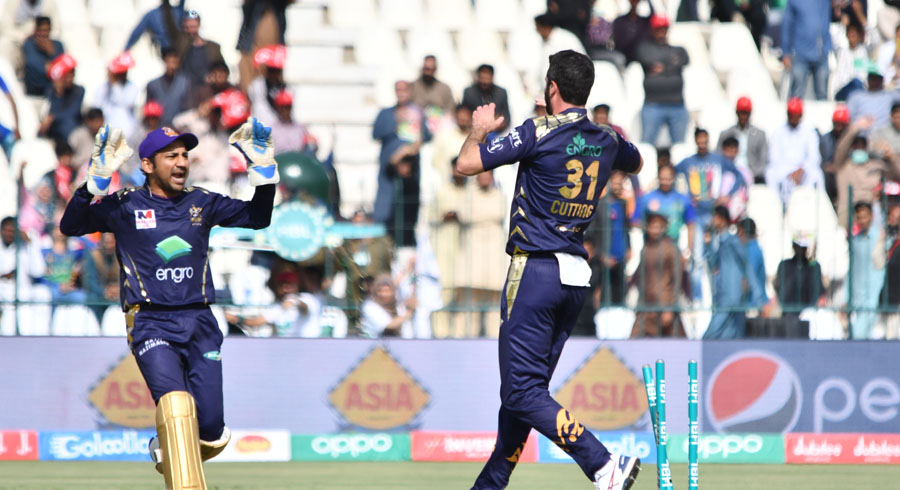 HBL PSL 5: Twelfth match between Multan Sultans and Quetta Gladiators