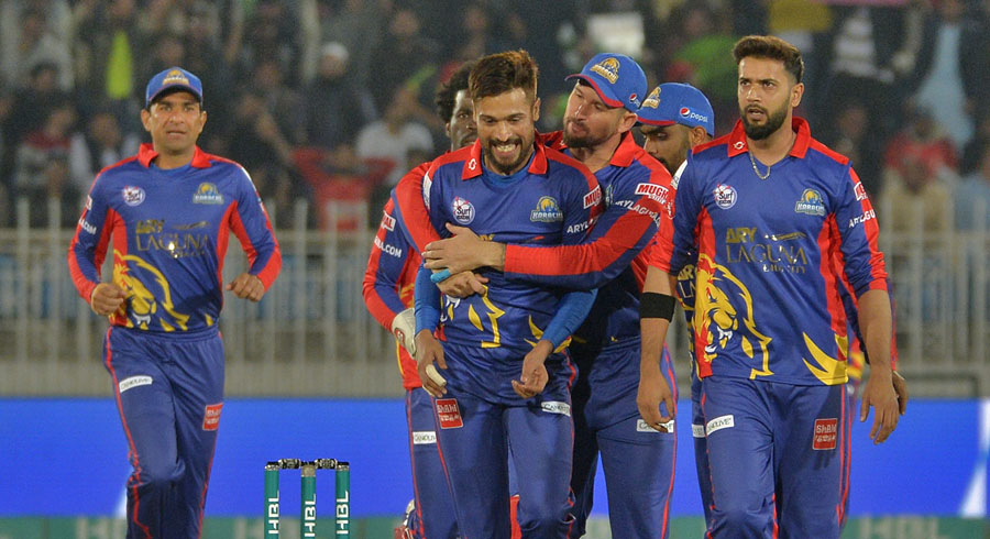 HBL PSL 5: Fourteenth match between Islamabad United and Karachi Kings