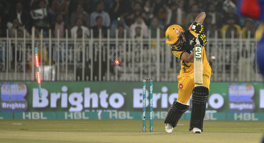 HBL PSL 5: Fifteenth match between Peshawar Zalmi and Karachi Kings