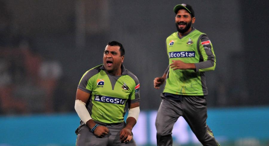 HBL PSL 5: Sixteenth match between Quetta Gladiators and Lahore Qalandars
