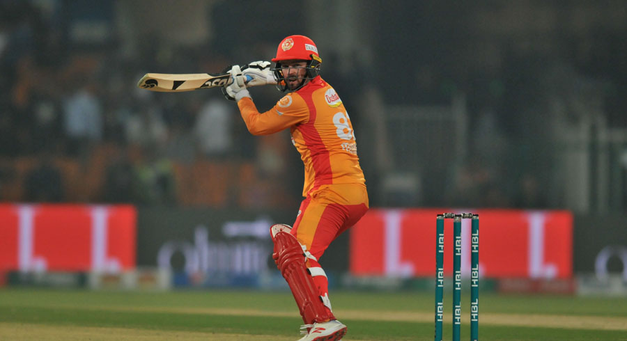 HBL PSL 5: Seventeenth match between Islamabad United and Lahore Qalandars