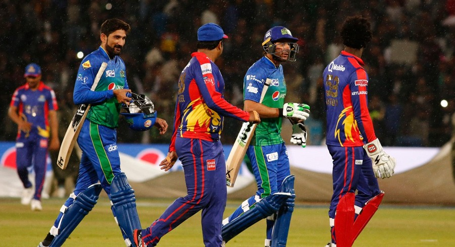 HBL PSL 5: 19th match between Multan Sultans and Karachi Kings