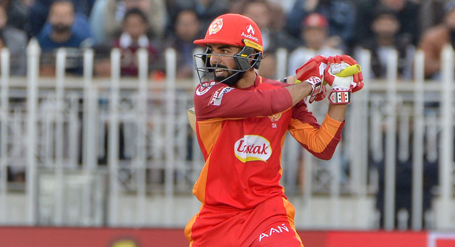HBL PSL 5: 20th match between Islamabad United and Peshawar Zalmi