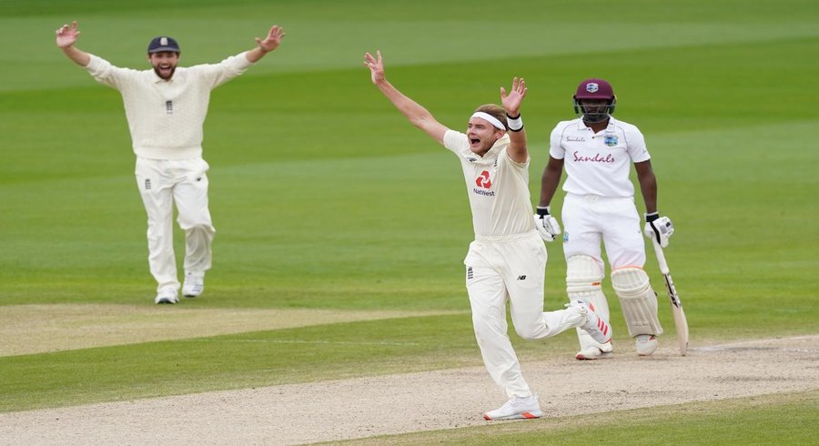 England vs West Indies - Second Test