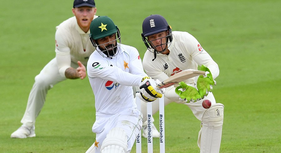Pakistan vs England - First Test in Manchester