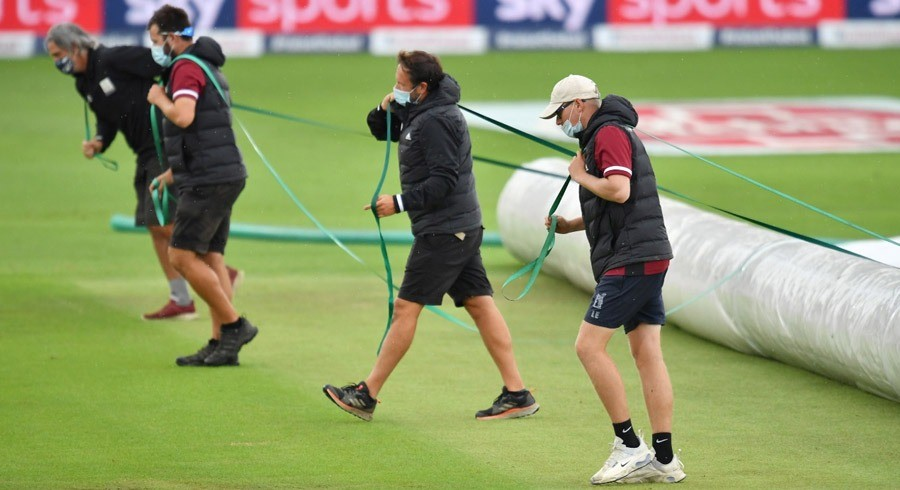 Second Test between England and Pakistan in Southampton