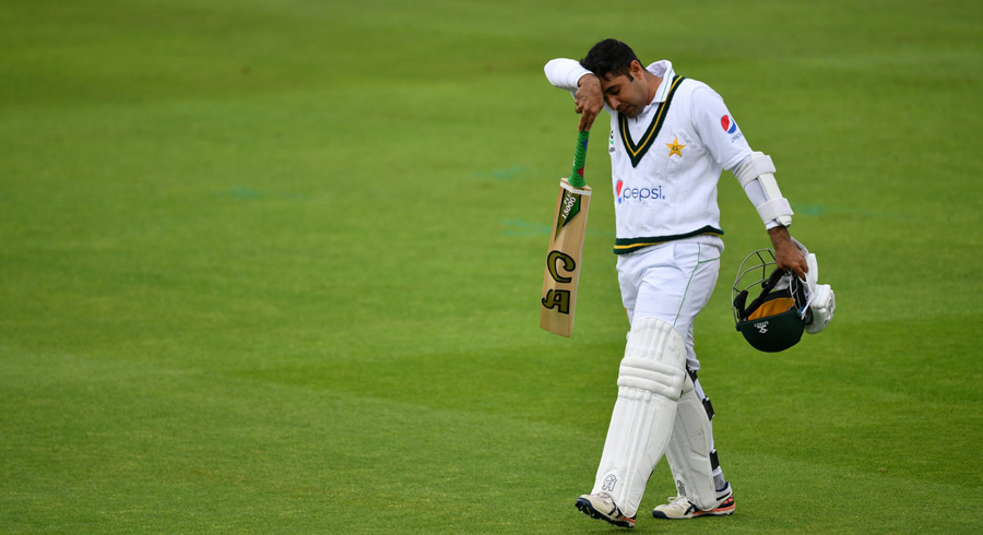 Third Test between England and Pakistan in Southampton