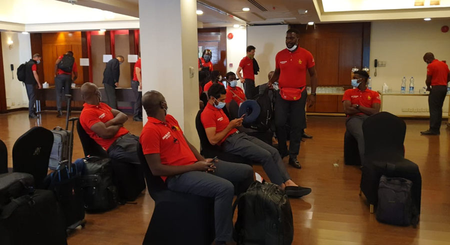 Zimbabwe team arrives in Pakistan