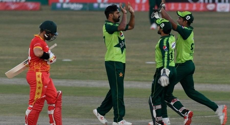 T20I series between Pakistan and Zimbabwe