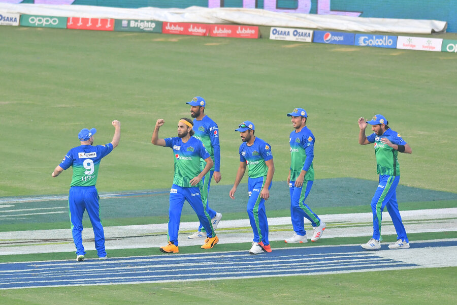 PSL Qualifier: Karachi Kings vs Multan Sultans