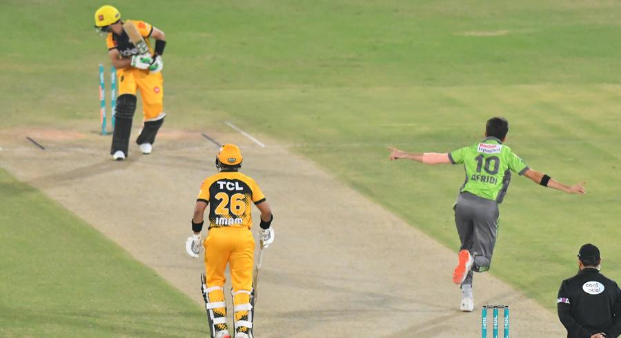 PSL Eliminator 1: Lahore Qalandars vs Peshawar Zalmi