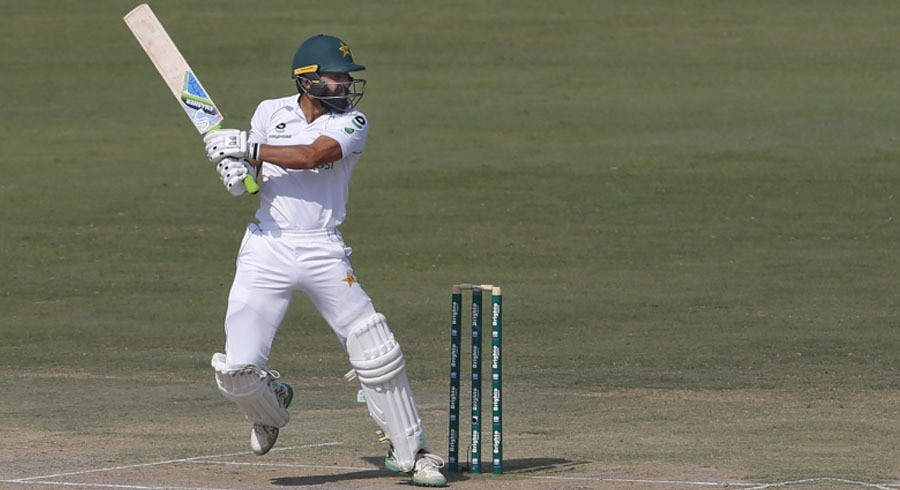 First Test between Pakistan and South Africa in Karachi