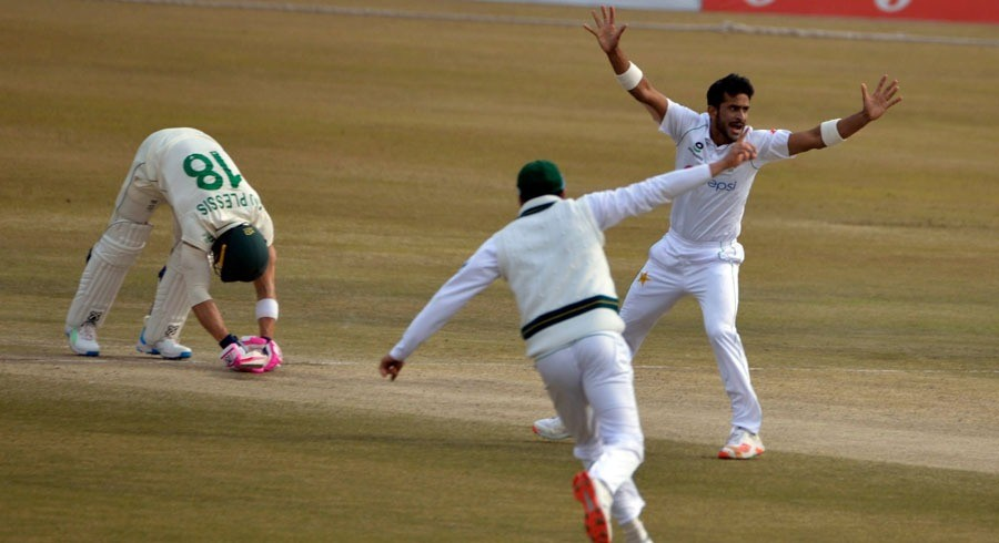 Second Test: Pakistan vs South Africa in Rawalpindi