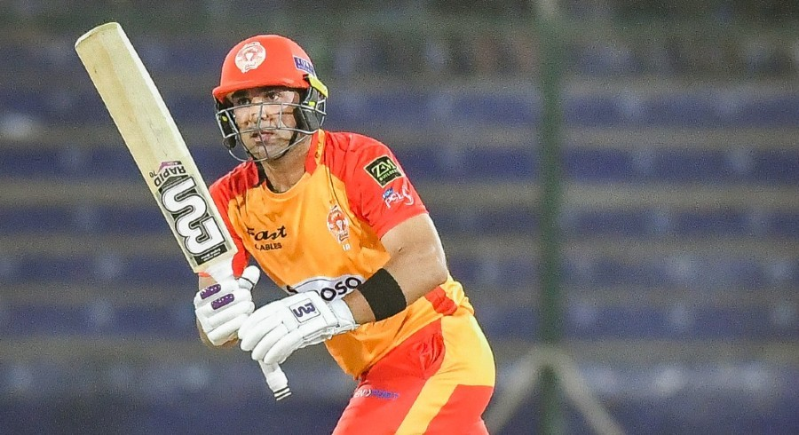 49-run unbeaten knock by Iftikhar Ahmed helps Islamabad down Karachi