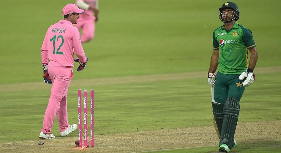 South Africa vs Pakistan - ODI series