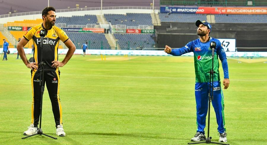 HBL PSL 6 final: Multan Sultans vs Peshawar Zalmi