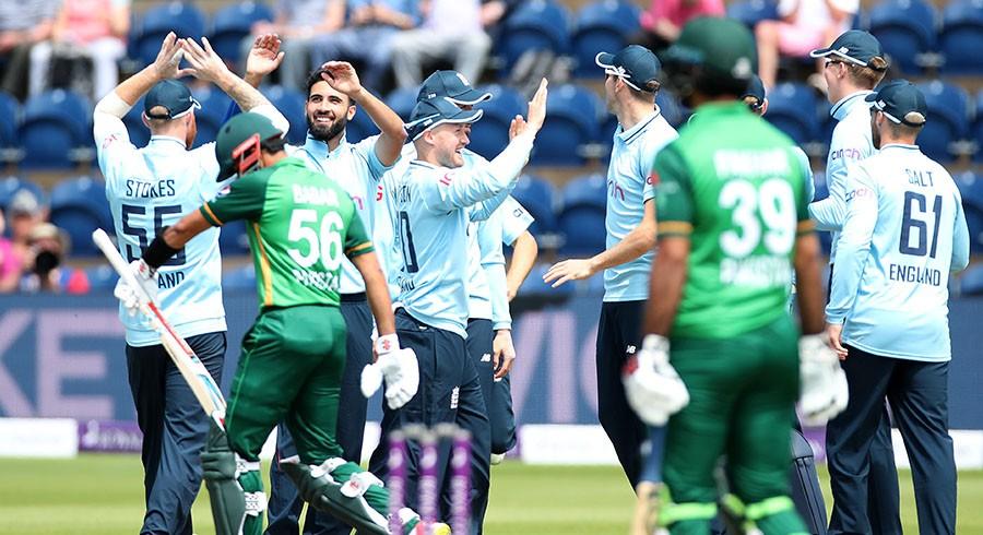 England vs Pakistan ODI series