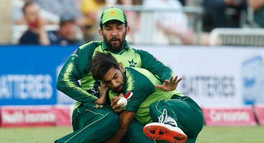 England vs Pakistan T20I series