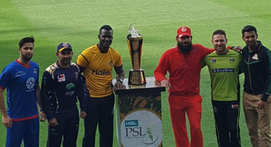 Pakistan Super League trade and retention window opens
