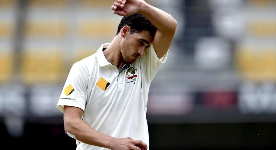 Australia's Starc under injury cloud