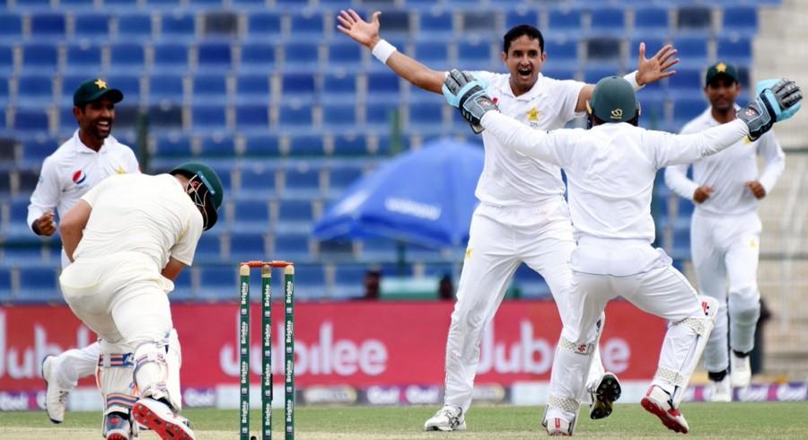 Abbas, Sarfraz star as Pakistan clinch series against Australia