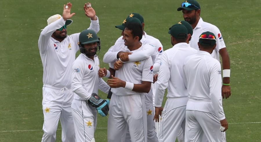 Twitter reacts to Pakistan's Test series win over Australia