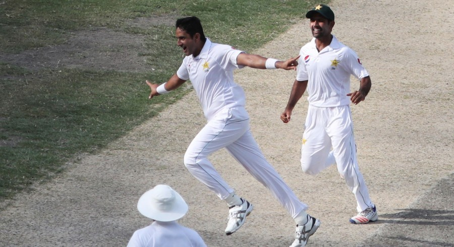 High-flying Abbas rises to number three in ICC Test rankings