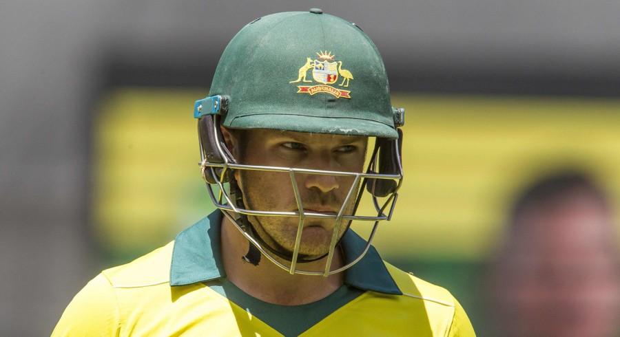 Finch warns faltering batsmen of shake-up for India ODIs
