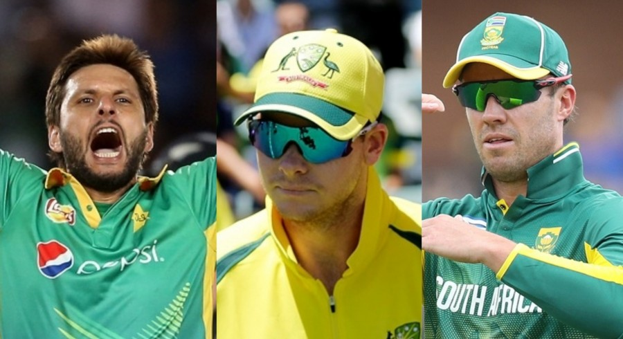 Afridi, Smith, De Villiers steal limelight in PSL 2018 draft