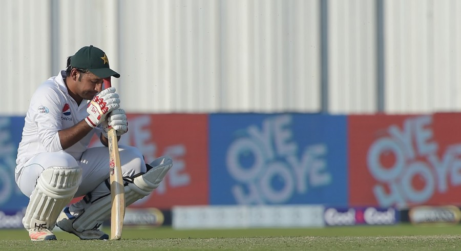 Test captaincy: Give Sarfraz some time
