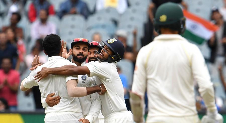 Buoyant India thrash Australia by 137 runs in Melbourne
