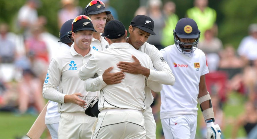 New Zealand seal series with victory in 2nd Test against Sri Lanka