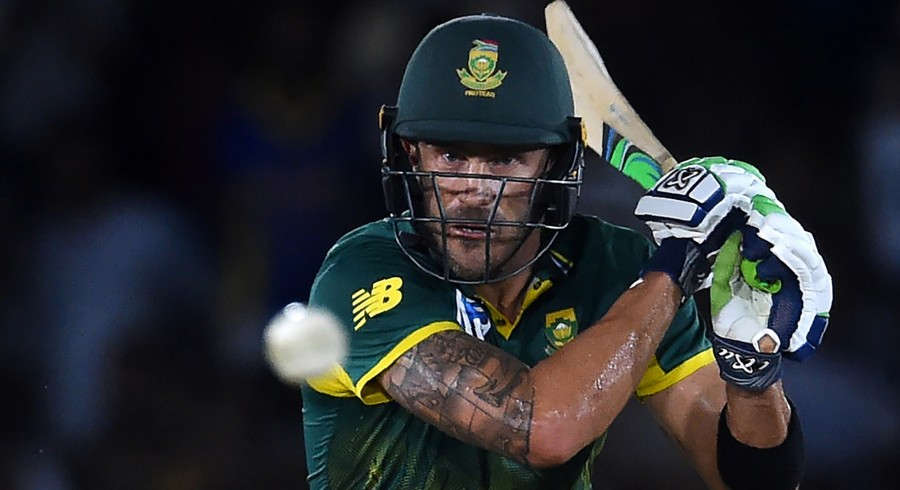 Pakistan ODI team is 'stronger' than ours: Du Plessis