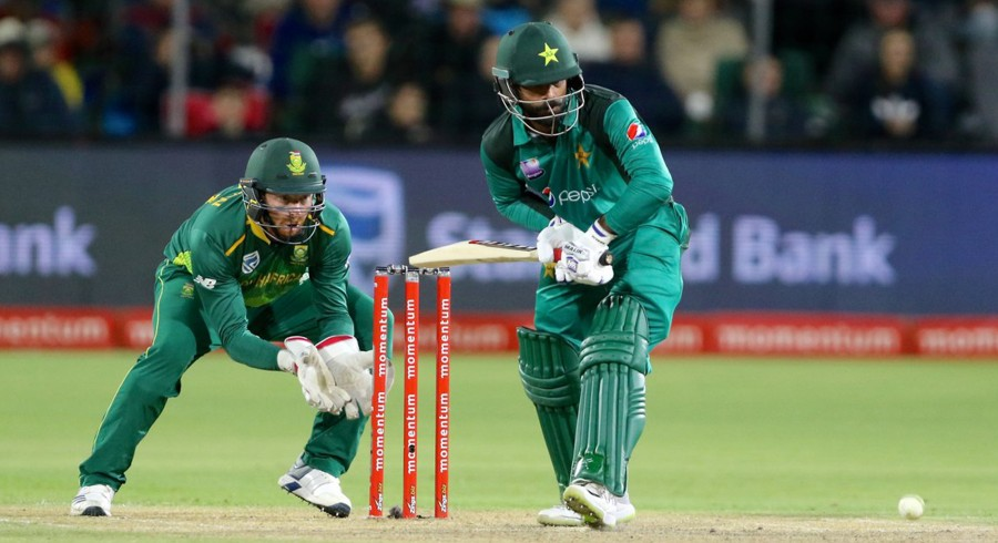 Hafeez, Imam star as Pakistan down South Africa in first ODI