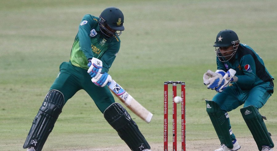 Second ODI: Phehlukwayo, Van der Dussen help South Africa level series