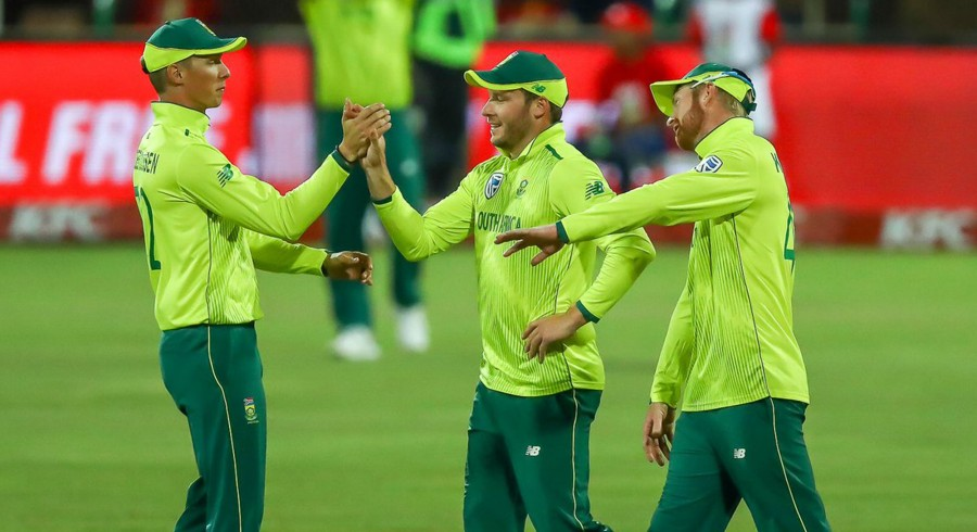 South Africa down Pakistan in nail-biting finish in first T20I