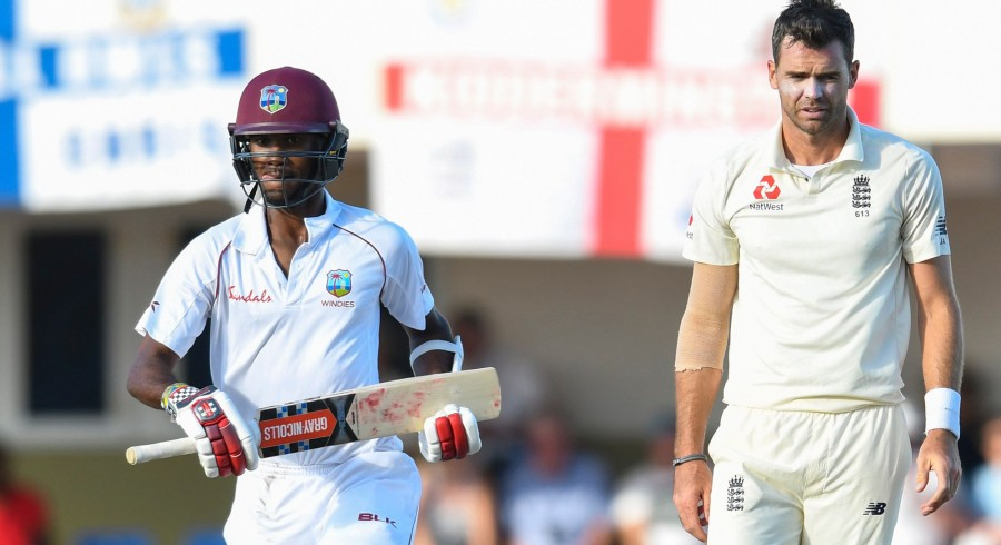 West Indies down England in second Test to clinch series