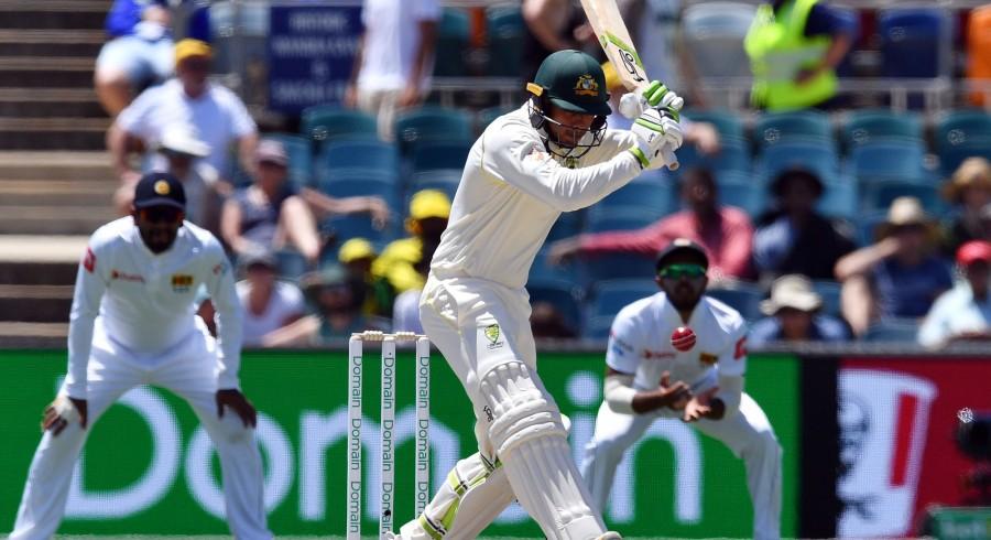 Khawaja, Starc return to form as Australia tighten noose around Sri Lanka