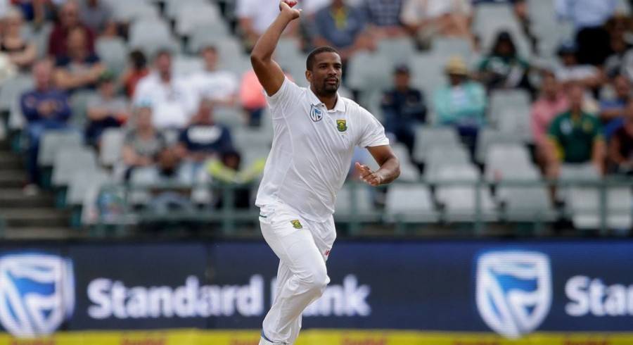 South Africa's Philander ruled out of second Test